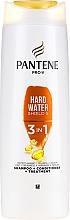 Kup Szampon, odżywka i kuracja 3 w 1 do włosów - Pantene Pro-V Hard Water Shield 5 3in1 Shampoo