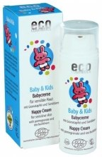 Kup Krem dla dzieci do delikatnej skóry - Eco Cosmetics Baby&Kids Nappy Cream