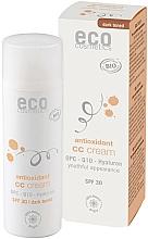 Kup Krem CC do twarzy - Eco Cosmetics Tinted CC Cream SPF30