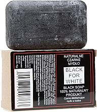Kup Naturalne czarne mydło - Biomika Black For White