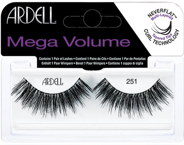 Sztuczne rzęsy - Ardell Eyelashes Mega Volume 251