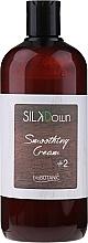 Wygładzający krem do włosów - BioBotanic Silk Down Smoothing Cream  — фото N1