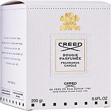 Creed Green Irish Tweed - Perfumowana świeca — фото N2