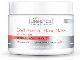 Kup Maska do dłoni z masłem shea Zimna parafina - Bielenda Professional Cold Paraffin Hand Mask With Shea Butter