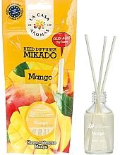 Kup Dyfuzor zapachowy Mango - La Casa de Los Aromas Mikado Reed Diffuser