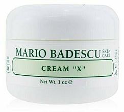 Kup Krem do suchej skóry - Mario Badescu Cream X