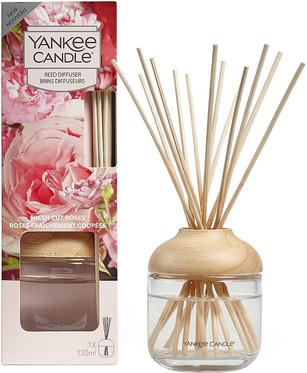 Dyfuzor zapachowy Świeże cięte róże - Yankee Candle Fresh Cut Roses — фото N1