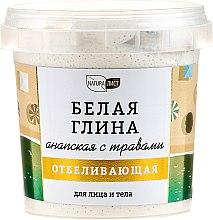 Kup Anapska kosmetyczna glinka biala z ziołami - NaturaList