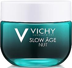 Kup PRZECENA! Krem i maska do twarzy na noc Dotlenienie i regeneracja - Vichy Slow Âge Night Cream & Mask *