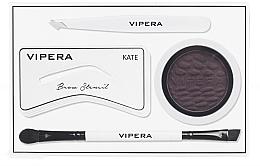 Kup Zestaw do stylizacji brwi - Vipera Celebrity Eyebrow Definer Kit