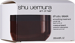 Kup Maska do włosów niesfornych - Shu Uemura Art of Hair Shusu Sleek Smoothing Treatment