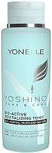 Kup Bioaktywny tonik rewitalizujący - Yonelle Yoshino Pure & Care Bio-Active Revitalizing Tonic