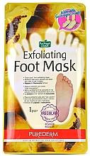 Kup Złuszczające skarpetki do stóp - Purederm Exfoliating Foot Mask