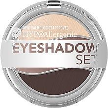 Kup Hipoalergiczne potrójne cienie do powiek - Bell HYPOAllergenic Eyeshadow Set