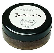Kup PRZECENA! Krem pod prysznic z solanką i olejkami Borowina - Scandia Cosmetics *