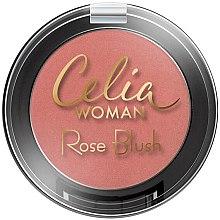 Kup Róż do policzków - Celia Woman Rose Blush