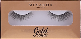 Kup Sztuczne rzęsy na pasku - Mesauda Milano Gold Xmas Instant Glam False Eyelashes 204