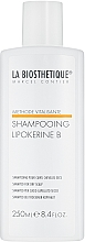 Kup Szampon do suchej skóry głowy - La Biosthetique Methode Vitalisante Lipokerine Shampoo B