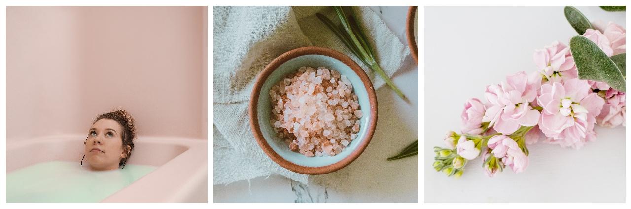 Wybierz idealną sól do kąpieli dla siebie!