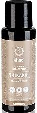 Kup Ajurwedyjski szampon do wszystkich rodzajów włosów - Khadi (miniprodukt)