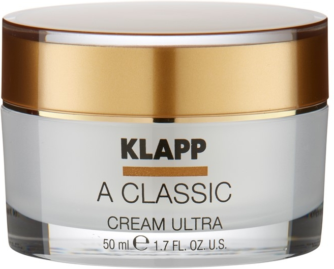 Krem do twarzy Witamina A - Klapp A Classic Cream Ultra — фото N2