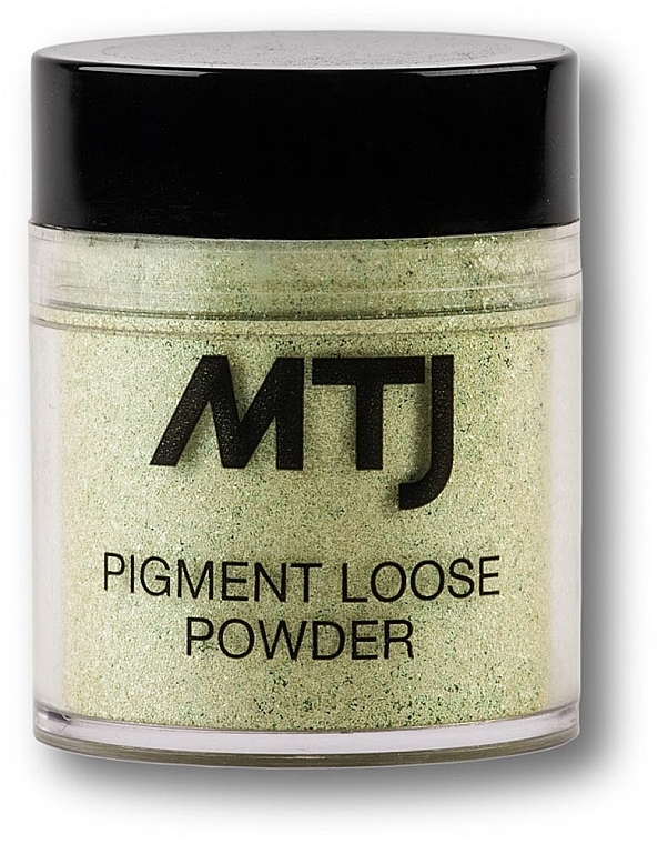 Sypki pigment - MTJ Cosmetics Pigment  — фото N1