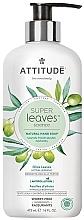 Kup Naturalne mydło w płynie do rąk Liście oliwne - Attitude Super Leaves Natural Hand Soap Olive Leaves