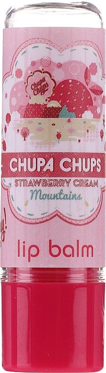 Zestaw - Bi-es Chupa Chups Strawberry Cream (h/cr 50 ml + lip/balm 1 pcs) — фото N4