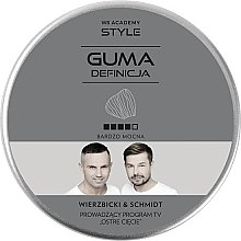 Kup Bardzo mocna guma do włosów Definicja - WS Academy Style