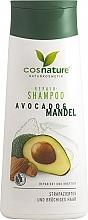 Kup Szampon rewitalizujący Migdał i awokado - Cosnature Repair Shampoo Almonds & Avocado