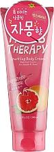 Kup Krem do ciała Grejpfrut - Farms Therapy Sparkling Body Cream Grapefruit