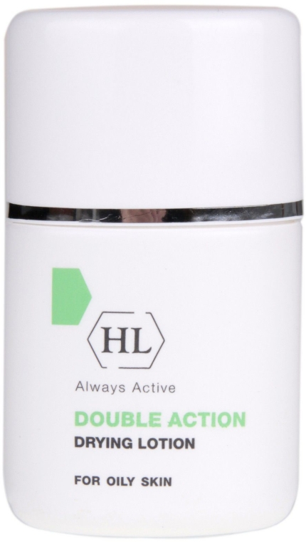 Podsuszający lotion - Holy Land Cosmetics Double Action Drying Lotion — фото N1