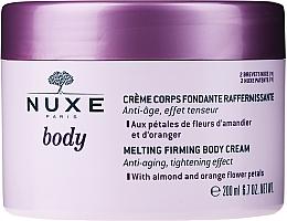 Kup Ujędrniający krem do ciała - Nuxe Melting Firming Body Cream