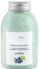 Kup Musująca sól kąpielowa Winogrona - Kanu Nature Grapes Fizzing Bath Salt