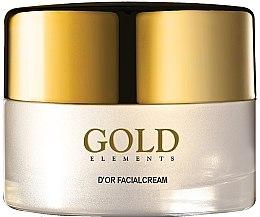 Kup Przeciwstarzeniowy krem nawilżający do twarzy - Premier D'or Gold Elements
