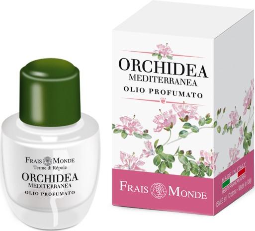 Olejek perfumowany Śródziemnomorska orchidea - Frais Monde Orchidea Mediterranea Perfumed Oil — фото N1