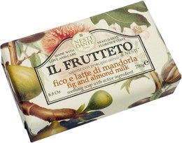 Kup Kojące mydło w kostce Figa i mleko migdałowe - Nesti Dante Il Frutteto