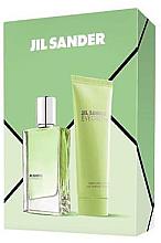 Kup Jil Sander Evergreen - Zestaw (edt 30 ml + b/lot 75 ml)