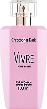 Kup Christopher Dark Vivre - Woda perfumowana