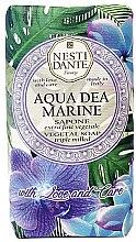 Kup Roślinne mydło w kostce z solą morską - Nesti Dante Aqua Dea Marine