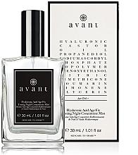 Kup Tonizująca mgiełka z kwasem hialuronowym do twarzy na noc - Avant Hyaluronic Acid Age Fix Toning Night Concentrate Mist