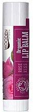 Kup Organiczny balsam do ust - Wooden Spoon Lip Balm Rose Kiss