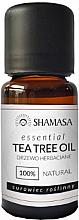 Kup Olejek eteryczny Drzewo herbaciane - Shamasa