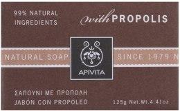 Kup Naturalne mydło w kostce Propolis - Apivita Natural Soap with Propolis