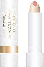 Kup Peelingujący balsam do ust - Max Factor Miracle Prep Lip Scrub