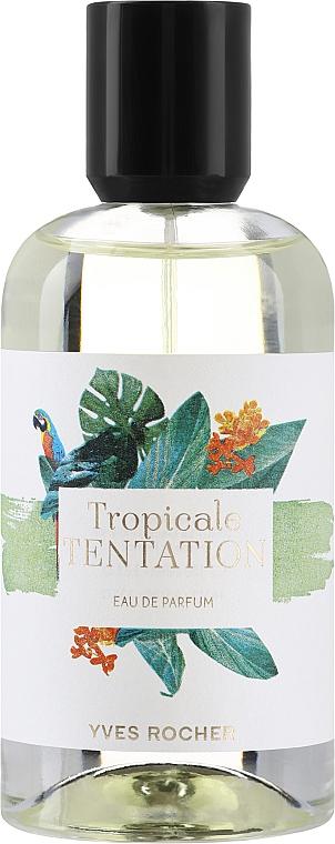 PRZECENA! Yves Rocher Tropicale Tentation - Woda perfumowana * — фото N1