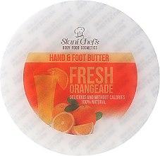 Kup Krem do rąk i stóp Świeża oranżada - Stani Chef's Fresh Orangeade Hand Foot Butter