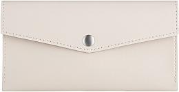 Kup Beżowa torebka-kopertówka - Makeup Envelope Wallet Beige