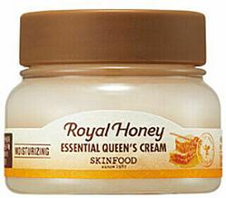Kup Matujący krem na dzień do twarzy - Skinfood Royal Honey Essential Queen's Cream