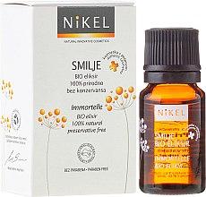 Kup Eliksir do twarzy z kwiatami nieśmiertelnikiem - Nikel Bio Elixir Immortelle